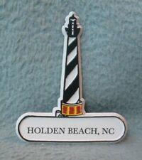 Lighthouse Holden Beach North Carolina Rubber Magnet Souvenir Refrigerator MB22