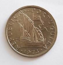 Moneda de Portugal 10 Escudos 1973