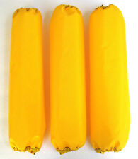 Shock Covers Bombadier Can Am DS650 Yellow DS 650 ATV Set of 3