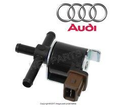 For Audi A6 Allroad Quattro S4 2.7L V6 Turbo Boost Vacuum Solenoid Genuine