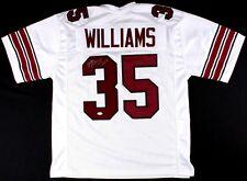 "Aeneas Williams Signed Arizona Cardinals Jersey Inscribed ""HOF 14"" (JSA COA)"