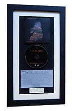 THE WOMBATS Glitterbug CLASSIC CD Album TOP QUALITY FRAMED+EXPRESS GLOBAL SHIP