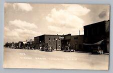 Lonsdale Minnesota MN Street Scene Hamms Beer Real Photo Postcard RPPC 1930-50