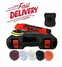 VARIABLE SPEED POLISHER KIT 12v LITHIUM ION MINI CORDLESS POLISHER LIGHT WEIGHT