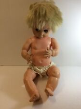 VINTAGE LORRIE DOLL 1967? CANT READ DATE WELL