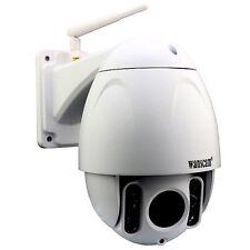 Cámara IP Wanscam exterior motorizada HW0045 Full-HD 80 metros visión nocturna