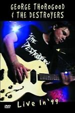 George Thorogood and The Destroyers Live in `99 DVD European Sanctuary 2002 14
