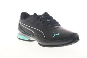 Puma Centric 19426502 Womens Black Synthetic Athletic Cross Training Shoes