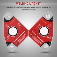 2pcs/set Multi-angle 30°60°45°90° Welding Magnets Holders Soldering Tools