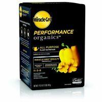 Miracle-Gro Performance Organics All Purpose Plant Nutrition 1 lb.