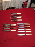 Cutlery: A Job Lot Of Lovely Clean Condition Some Unused Vintage Cutlery C1950's
