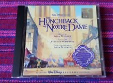 Disney Soundtrack ~ The Hunchback of Notre Dame ( Malaysia Press ) Cd
