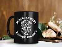 Sons Of Anarchy Redwood Original Mug Anarchy Motorcycle Club Mug American Cri...