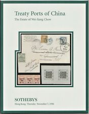 Treaty Ports of China, Shanghai Large Dragons, Wei-liang Chow, auction catalogue