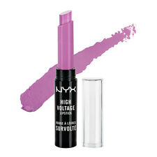 NYX High Voltage Lipstick HVLS17 Playdate ( Bright lavender ) Full Size Sealed