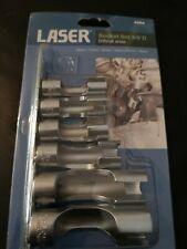 """Laser 6pc socket set for difficult areas metric sizes 10mm-19mm 3/8"""" d 4984"""