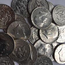 90% Silver Kennedy Half Dollars 1964 Kennedy Halves $1 Face Value