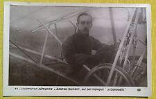 locomotion aérienne 44 Santos Dumont La Demoiselle
