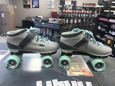 Roller Derby STR Seven Roller Skates Womens Roller Derby Skates Size 10 Preowned