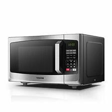 Toshiba Microwave Oven ML-EM23P(SS) 23L Digital Display 800W, Auto Defrost,