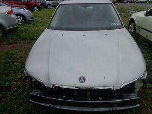 2006 2007 2008 2009 Saab 9-5 95 HOOD  snow silver SAAB 9-5 HOOD 06 07 08 09