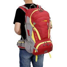 45L Hiking Camping Outdoor Travel Bag Men Women Shoulder Backpack Cycling Pack
