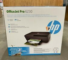 HP OfficeJet Pro 6230 Wireless Printer with Two Sided Printing (E3E03A)