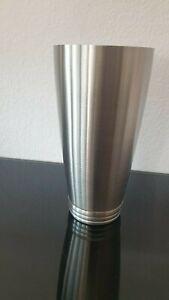 Boston Shaker Carl Mertens 18/10 Rarität NEU TOP!