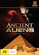 Ancient Aliens : Season 1 (DVD, 2011, 3-Disc Set)