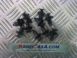 Range Rover P38 Front Spoiler trim Rivets ANR2224