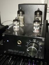 Little Dot mkii Headphone/Preamplifier With Extra Tubes