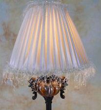 Stehlampe Lampe Stehleuchte Stoffschirm klassisch antik Look edel PQ001-a