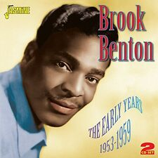 Brook Benton - Early Years 1953-59 [New CD] UK - Import