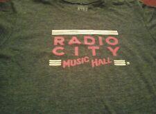 Radio City Music Hall Rockettes Top Sz Medium Dancer Glamour Awesome