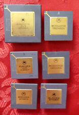 MC68020RC16E - MC68440RC8 - MC68000RC8 - CPU  MOTOROLA