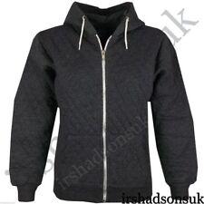 Sweats et vestes à capuche gris pour garçon de 2 à 16 ans en 100% coton