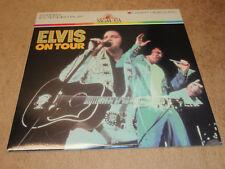 Elvis On Tour Laserdisc LD