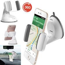 Iphone 8 Plus Smartphone halterung Auto halter Armaturenbrett AUT-Weiss