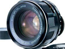 [Excellent+++++] Asahi Pentax SMC Takumar 55mm f/1.8 Mount M42 From Japan #058