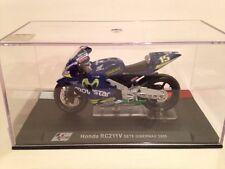 HONDA RC211V MotoGP 2005 - Sete Gibernau 1/24 ECHELLE IXO/ALTAYA NOUVEAU avec