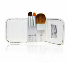 Napoleon Perdis NP Set Brush Hour Travel Set, 5 Brushes + Pouch ~ New, Unboxed