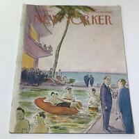 The New Yorker: August 19 1972 - Full Magazine/Theme Cover James Stevenson
