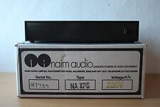 Naim XPS power supply for Naim CD Players & DACs  Serial number 147789