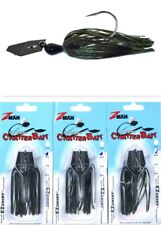 (3) Z-Man 3/8 Oz The Original Chatterbait Fishing Lure Candy Craw Cb38-66 New