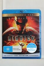 The Chronicles of Riddick Blu-Ray - Pre-Owned (D569)