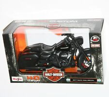 Maisto - HARLEY DAVIDSON 2017 ROAD KING SPECIAL - Model Scale 1:12