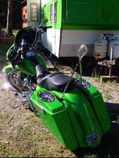 """Harley Davidson Street Glide 6"""" Stretched Rear Fender, Fiberglass - FLHX Bagger"""