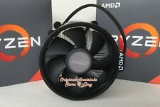 AMD Ryzen CPU Heatsink Cooling Fan for Processors up to 95 TDP Socket AM4 - New