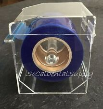 Clear Acrylic Barrier Film (Sticky Wrap) Dispenser Roll Holder TATTOO MEDICAL