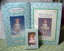 NIB MA WENDY Ballerina+Rare Pin + 2000 Millennial Figurines